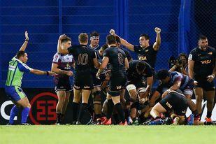 Los equipos de la Superliga Americana de Rugby ya se entrenan en Uruguay