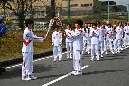 El Gobernador de Osaka pide ahora cancelar el relevo de la antorcha en toda la prefectura