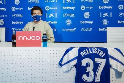 Pellistri se pierde el partido ante el Athletic por lesión