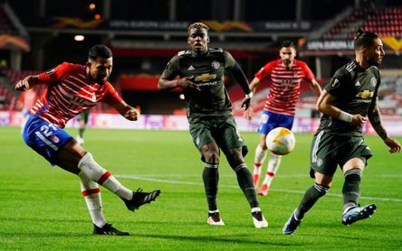 El Granada sufre (0-2); Emery vuelve a sonreír (0-1)