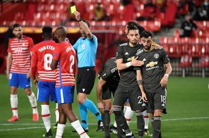 0-2. La eficacia del United condena a un digno Granada