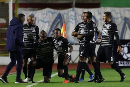 2-1. El argentino Ramos condujo la victoria de Bolívar sobre Junior en La Paz
