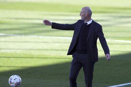 """Zidane: """"Messi que se quede en el Barcelona, está bien ahí"""""""