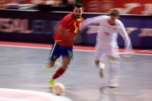 0-8. Goleada de trámite de España