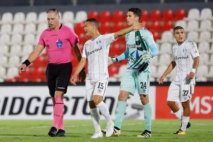 2-1. Un doblete del argentino Faravelli deja a Independiente con los tres puntos