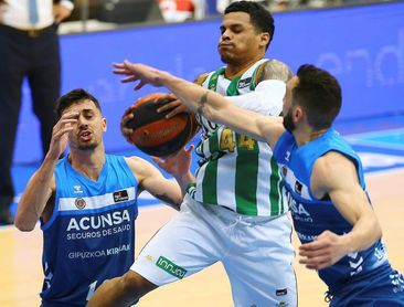 68-91. Feldeine y Ndoye condenan al Gipuzkoa Basket