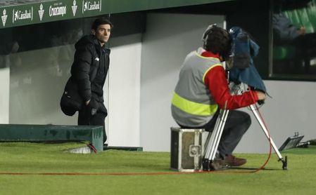 Las bajas de Marcelino para su semana más sevillana: final de Copa y visita al Betis
