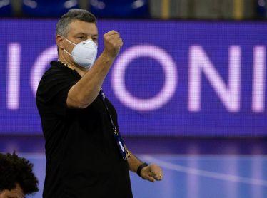 """Xavi Pascual sobre Meshkov: """"Cualquier rival en cuartos tiene un nivel alto"""""""