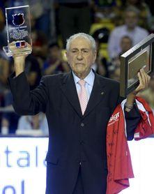 Fallece Enric Piquet, presidente de la Federación Catalana durante 26 años