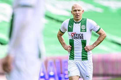 Robben, tras su reaparición: ?Rendirme no está en mi diccionario?