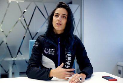 Sara García, premio Pódium: Al Dakar voy sola, pero detrás hay un gran equipo