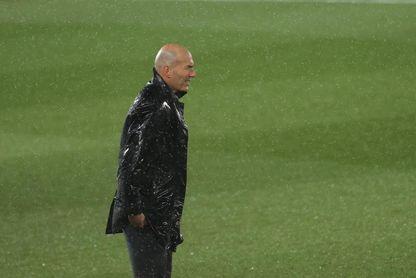 Zidane: ?Estamos al límite físicamente?