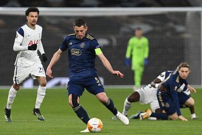 Ademi, capitán del Dinamo, lesionado antes del partido contra el Villarreal