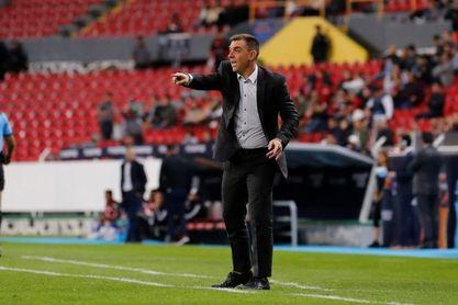 El Tijuana despide al entrenador argentino Pablo Guede