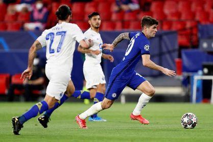 0-1. La chilena de Taremi no evita el pase del Chelsea a semifinales