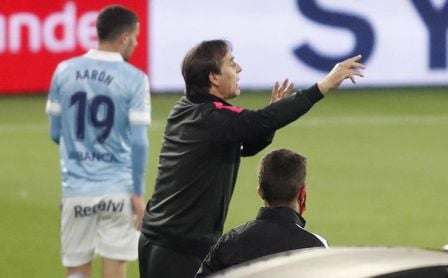 """Lopetegui: """"El Sevilla quiso, creyó y lo consiguió; ahora, la Real, que será durísimo"""""""