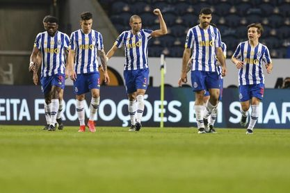 Otamendi, Pepe, Grimaldo y Elis, en el once ideal de la Liga Portugal