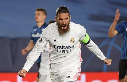 Sergio Ramos, noveno positivo por covid-19 de la plantilla madridista