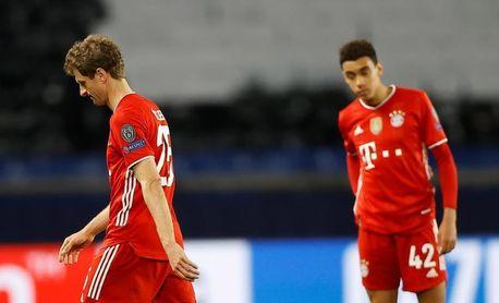 0-1 El PSG aguanta el empuje del Bayern y destrona al campeón