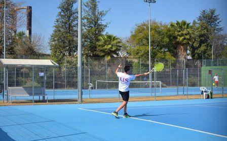 Arranca la fase final de los torneos universitarios de tenis y pádel.