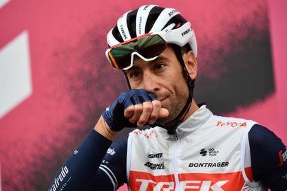 Nibali será operado este jueves de fractura de radio, deja su Giro en el aire