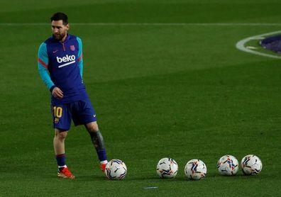 Subastan con fines benéficos la botas con las que Messi logró el récord de goles