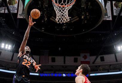 122-114. Ante los Kings, Ayton vuelve a mostrar su clase y los Suns su poder de locales