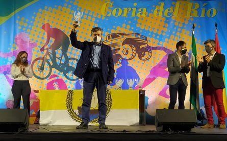 ESTADIO, premiado en la I Gala del Deporte de Coria del Río