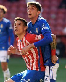 0-1. El Oviedo gana el derbi con un gol de Diegui Johannesson