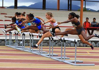 Unos 270 atletas de cinco países se citan en Guayaquil en pos de cupos para Tokio