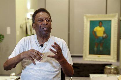 Pelé anuncia el lanzamiento de su primera colección de NFT en plataforma digital