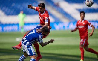 Navas y los objetivos del Sevilla: \
