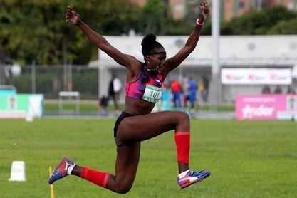 La dominicana Ana Tima cada vez más cerca de los Juegos Olímpicos de Tokio