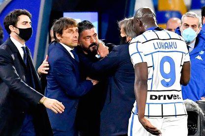 El Inter, más cerca del título; el Juventus, contra las cuerdas