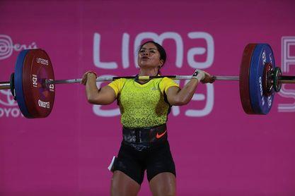 R.Dominicana acoge el último clasificatorio de halterofilia rumbo a Tokio