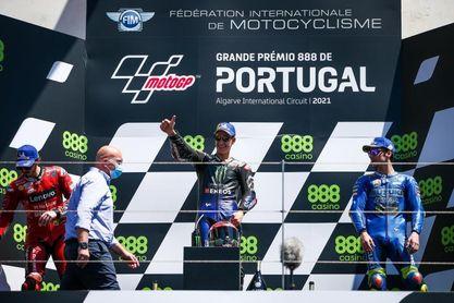 Segunda victoria consecutiva y liderato para Fabio Quartararo