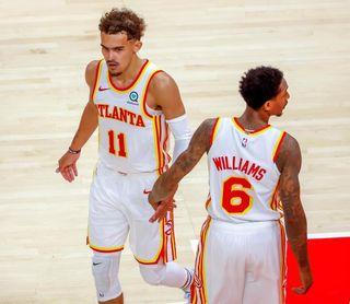 129-117. Ante los Pacers, Young y Capela ponen de nuevo a los Hawks en el camino ganador