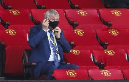 Alex Ferguson se posiciona en contra de la Superliga europea