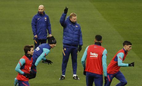 El Barça y las ocho jornadas para volver a creer en sí mismo