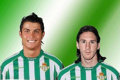 El 'troleo' de Ibai Llanos a la Superliga, con el Betis dando cobijo a Messi y Cristiano