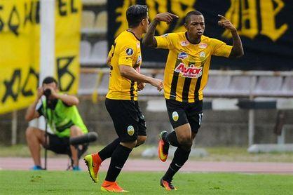 El Mérida golea y es líder de su grupo en el torneo venezolano de fútbol