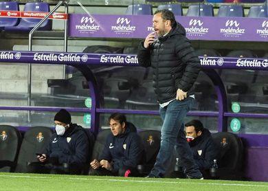 """Sergio: """"El partido ante Elche es vital y necesita de la aportación de todos"""""""