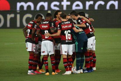 El todopoderoso Flamengo pone a prueba la ilusión de Vélez