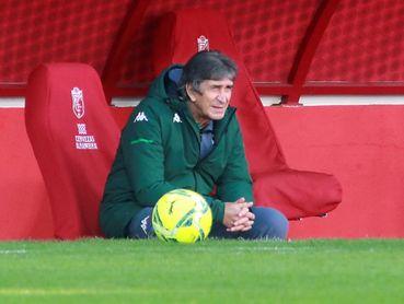"""Pellegrini: """"El Betis llega muy bien de estado de ánimo"""""""