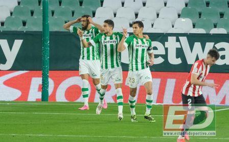 Real Betis 0-0 Athletic: El cuarto empate seguido sabe, esta vez sí, a gloria