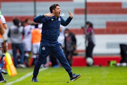 Larcamón cree que Puebla potencia virtudes para vencer a nóminas más altas