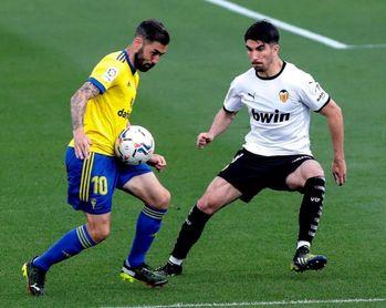 Soler no viajó a Pamplona por problemas musculares
