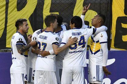 The Strongest - Boca Juniors