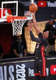 87-107. Ante los Spurs, Adebayo y Butler muestran la recuperación de los Heat