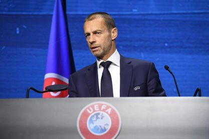 """Ceferin asegura que Florentino quiere un presidente de la Uefa """"obediente"""""""